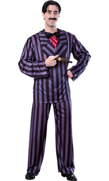 Addams Family Gomez - Adult Costume