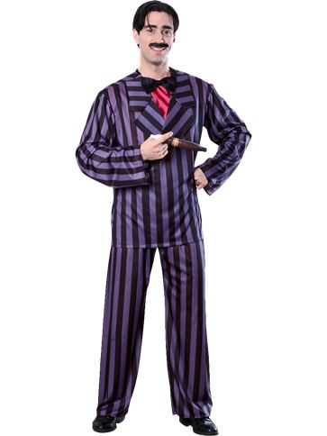 Addams Family Gomez - Adult Costume front