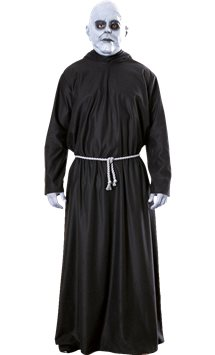 Addams Family Uncle Fester - Adult Costume
