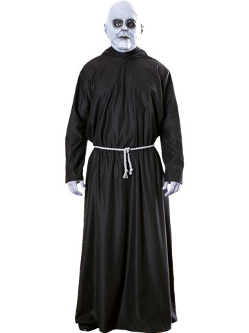 Addams Family Uncle Fester - Adult Costume front