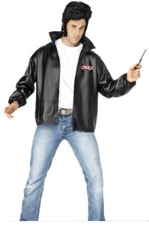Grease T-Bird Jacket - Adult Costume