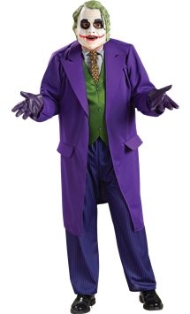 The Joker Deluxe - Adult Costume