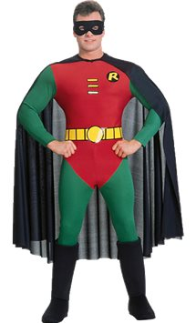 Robin - Adult Costume