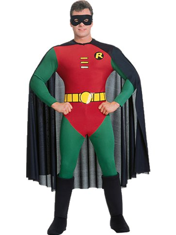 Robin - Adult Costume front