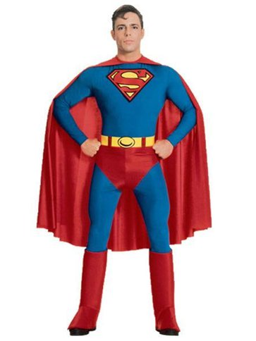 Superman - Adult Costume front