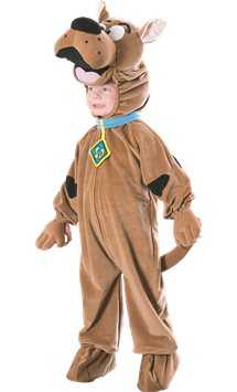 Scooby Doo - Child Costume