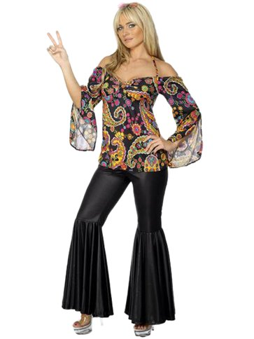 Groovy Lady - Adult Costume front