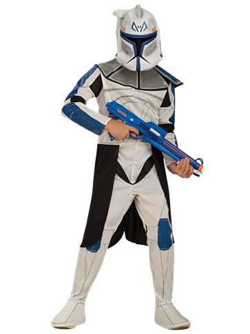 Clone Trooper Leader Rex - Child Costume front