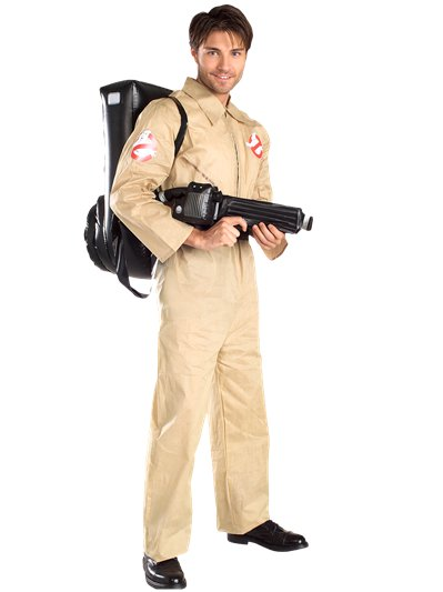 Ghostbuster - Adult Costume