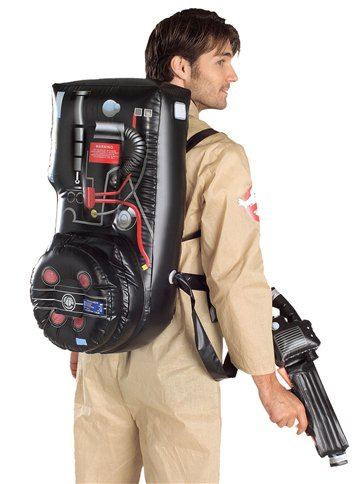 Ghostbuster - Adult Costume left