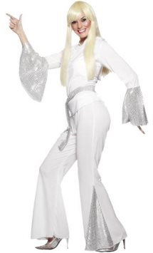 Disco Lady - Adult Costume