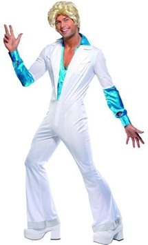 Disco Man - Adult Costume