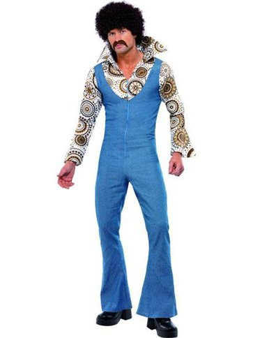 Groovy Dancer - Adult Costume front