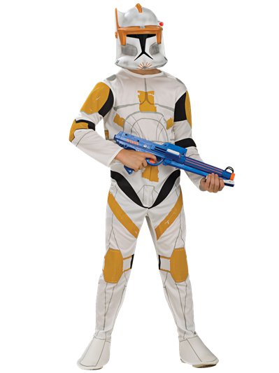 Clone Trooper Commander Cody - Child Costume