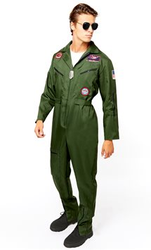 Top Gun Aviator - Adult Costume