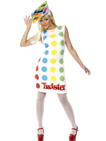 Twister Woman - Adult Costume front