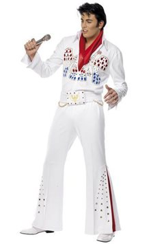 Elvis American Eagle - Adult Costume