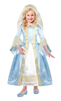 Medieval Maiden - Child Costume