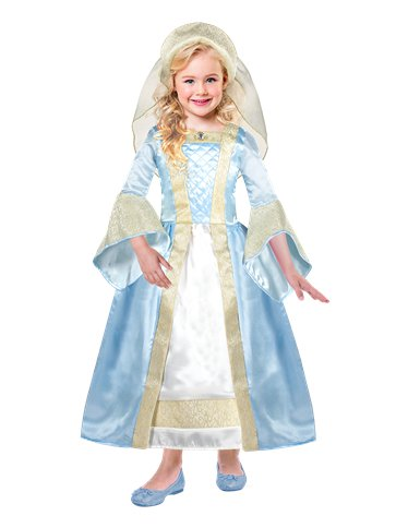 Tudor Girl - Child Costume pla