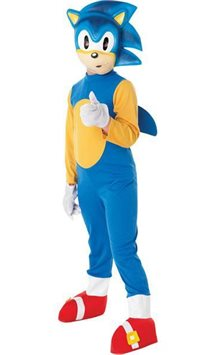 Sonic the Hedgehog - Child Costume