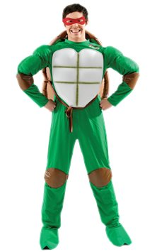 Teenage Mutant Ninja Turtle - Adult Costume