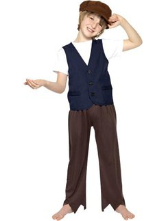 Peasant Boy - Child Costume