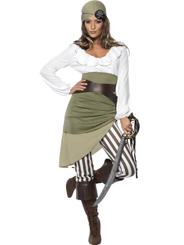 Shipmate Sweetie - Adult Costume front