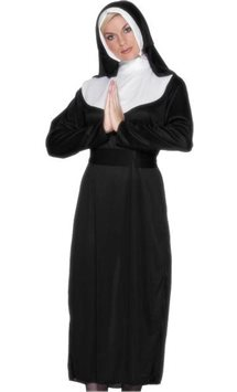 Nun Long - Adult Costume