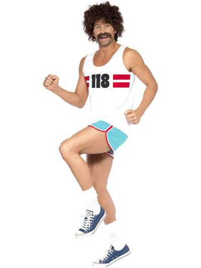 118118 Man - Adult Costume
