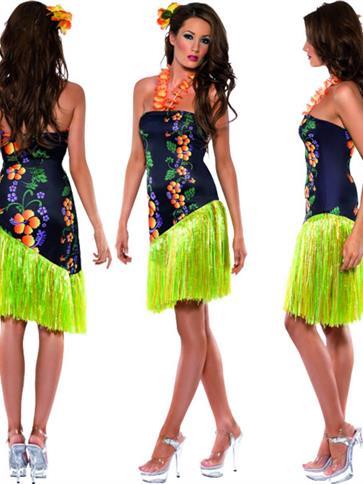 57fdace5ec0 Luscious Luau - Adult Costume | Party Delights