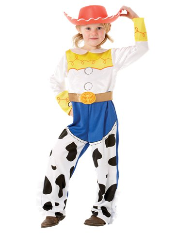 Jessie Deluxe - Child Costume front
