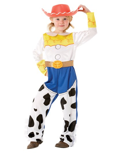 Jessie Deluxe - Child Costume