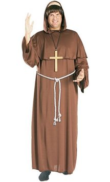 Friar Tuck - Adult Costume