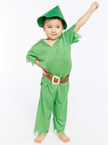 Peter Pan - Child Costume pla