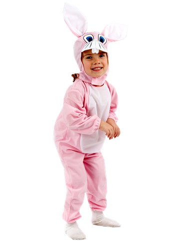 Bunny - Child Costume front