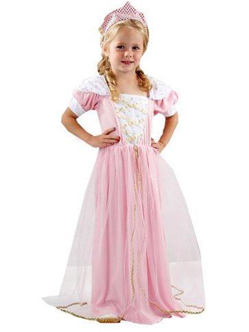 Princess - Child Costume front