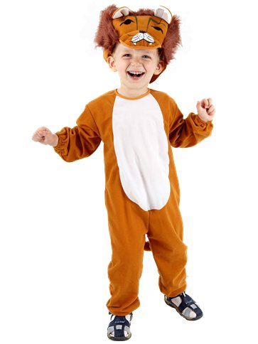 Lion - Toddler Costume front
