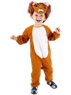 Lion - Toddler Costume