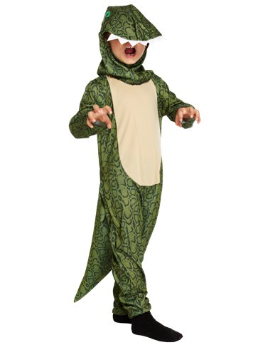 Dinosaur Child Costume Party Delights