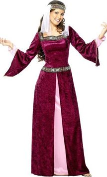 Maid Marion - Adult Costume