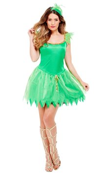 Woodland Fairy - Adult Costume
