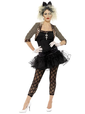 80's Wild Child - Adult Costume front
