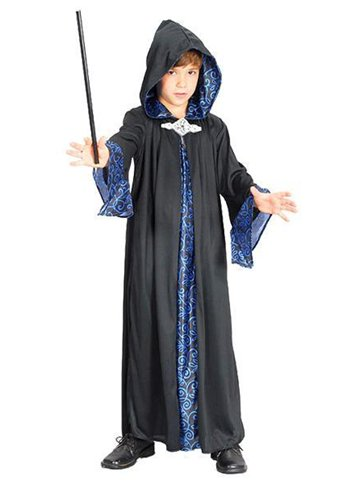 Wizard Robe - Child Costume front