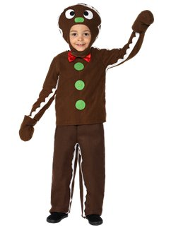 Little Gingerbread Man
