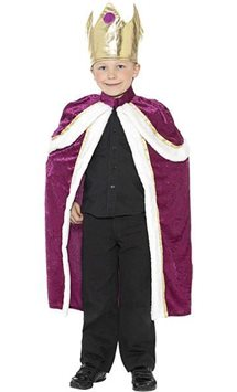 Kiddy King - Child Costume