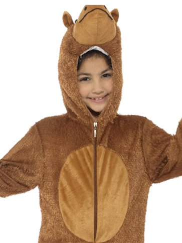 Camel - Toddler and Child Costume back