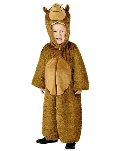 Camel - Toddler and Child Costume front