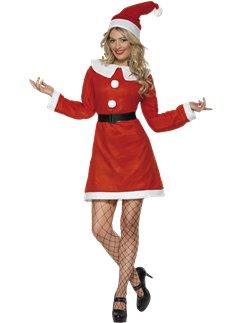 Santa Claus Wife Costume Plus Size Santa Claus Sweetie Costume Sc
