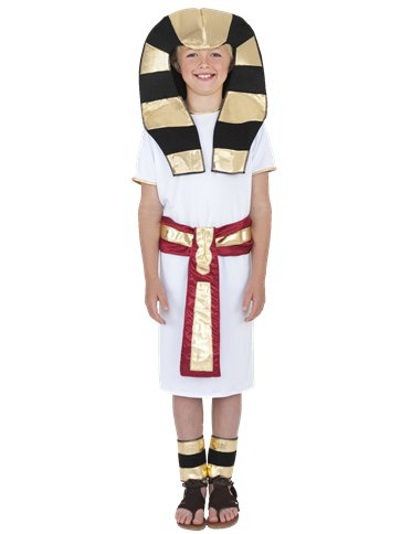Egyptian Boy - Child Costume front