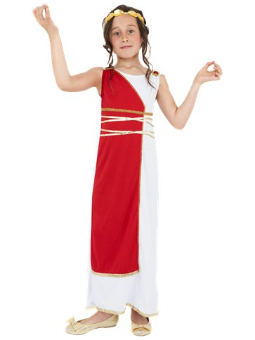 Grecian Girl - Child Costume front